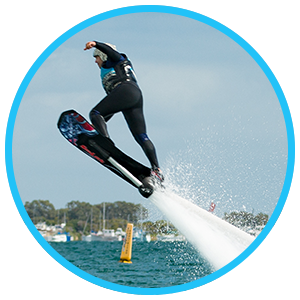 Jetpack Perth - Jetpack, Flyboard, Hoverboard and Jetbike Experiences
