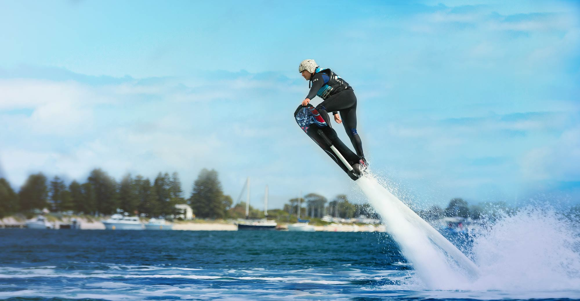 Jetpack Perth - Hoverboard Experiences